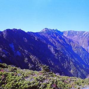 空木岳 2泊3日の山旅  NHk  その2