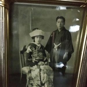 父の終戦記念日と古〜い写真
