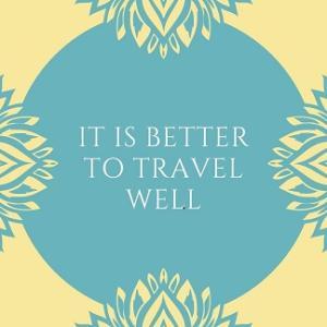 動かずに、旅をする。 Traveling without moving