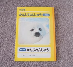 使いかけのノートの使い道:漢字の練習や問題の解きなおしで、使い切る。