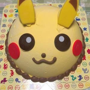 ピカチューのアイスケーキ!