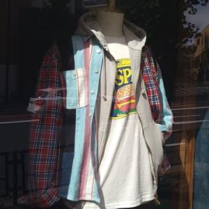 スパムのTシャツ