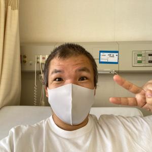 秋分の日入院