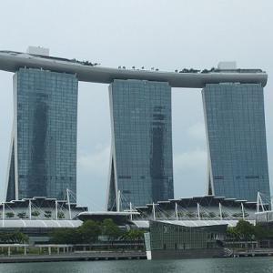 シンガポールの思い出(1)