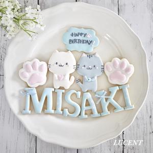 11歳娘のお誕生日今年のリクエストクッキーは?