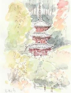 秋の奈良へ(3)