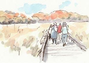 釧路湿原二泊三日(新型コロナと旅行)