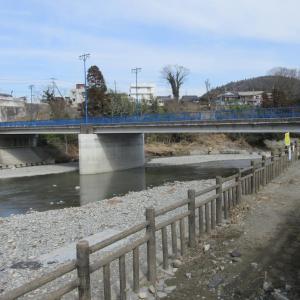 秋川渓谷を歩く