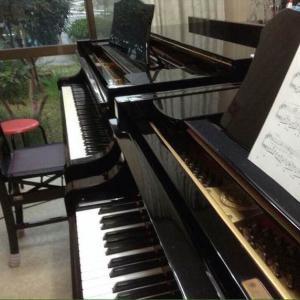 ピアノを購入