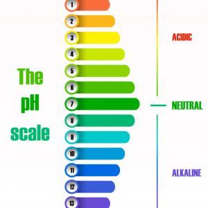 ■がん ちょっと難しいけれどpHは水素イオン(プロトン)濃度のことなんで