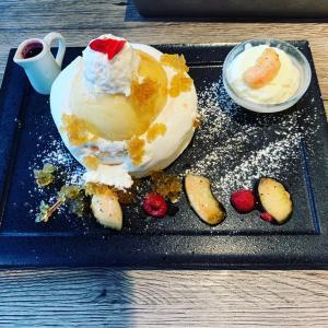 ★パンケーキとMama Cafeの関係