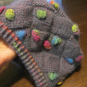 編み物・・・初心者です