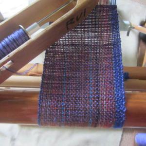 小さな手織りと・・・