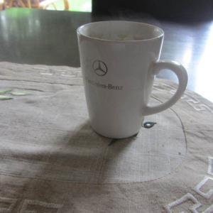 コーヒーを飲みながら