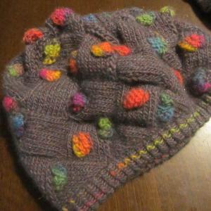 編み物もいいね!