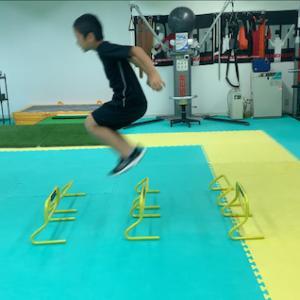 ジャンプ力向上!