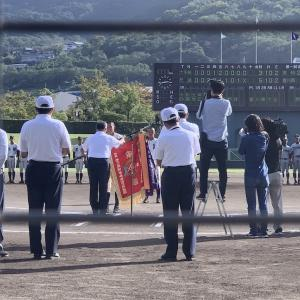 香川県高校野球秋季大会 3決&決勝