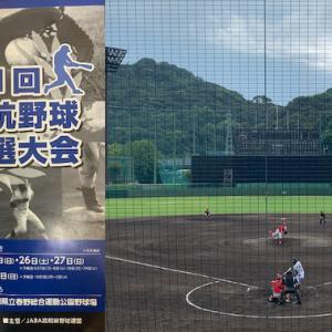 都市対抗野球四国1次予選開幕!