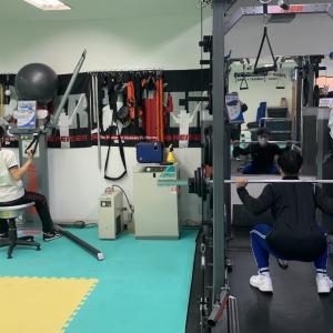 中学生の筋力トレーニング!