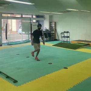 剣道3選手の個別トレーニング!