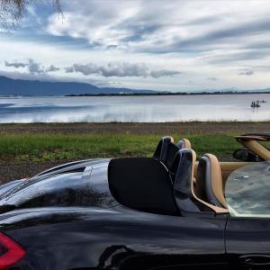 琵琶湖不定期観測10月第3週