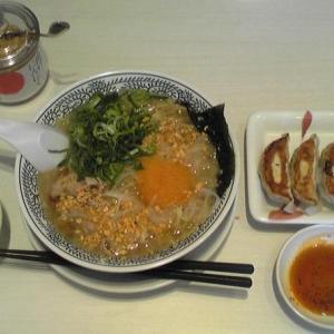 龍馬空港そばの肉そば@HA-METAL