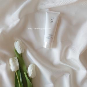 洗顔で肌あれケア♡「d プログラム エッセンスイン クレンジングフォーム」