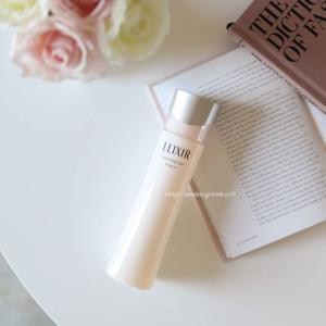 透明感と均一なハリで、明るい「つや玉」続く美白化粧水♡エリクシール ホワイトクリアローション