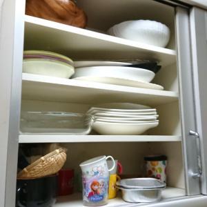 引っ越しのお手伝い(その11)~引っ越しは食器を見直す絶好のチャンス~
