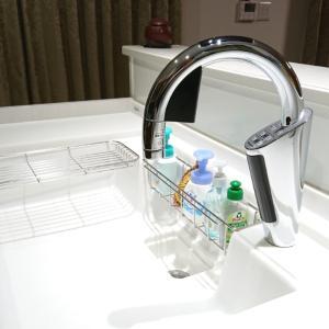 タッチレス水栓 ~水が止まらない時や停電になった時は?~