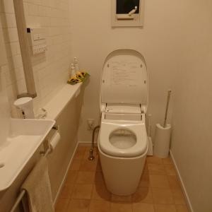 トイレに呼ばれて便座に座るよう促された話