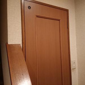 実家のリフォーム(その12)〜トイレのドアがブサイク〜