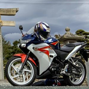 バイクデビュー!?