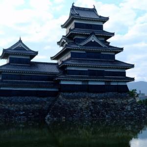 久しぶりに信州へ(松本城にも行きました)