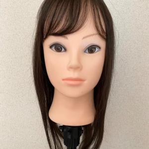ロングヘアも部分ウィッグで美しくカバー☆特注長さ出しで美髪に!