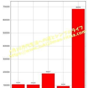 【株主優待・配当金】現在保有している銘柄からもらえる配当金を計算してみた。
