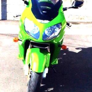 Die unless ride a Ninja H2