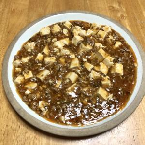 麻婆豆腐、あんかけ焼きそば