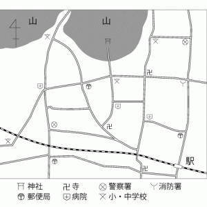 ☆適性検査の「地図に関する問題がよくわかる過去問解説集」が完成しました!