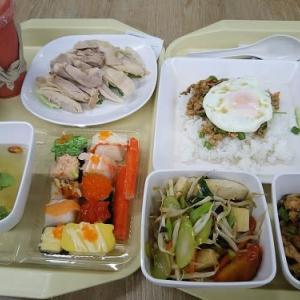 バンコクでの食事