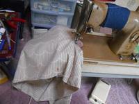 裁縫、、、気が向いて