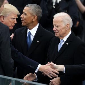 トランプ大統領弾劾アメリカを覆う