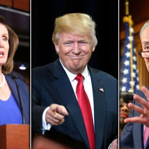 アメリカ大統領選:トランプと民主党候補どちらが早く弱体化するか?