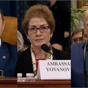 不毛のトランプ大統領弾劾捜査公聴会