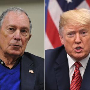 トランプ大統領と互角に戦える人物は民主党にいない?