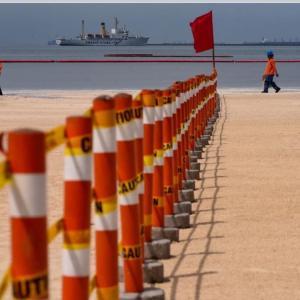 マニラ湾ホワイトビーチ計画