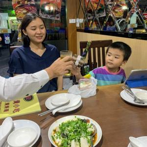 【シラチャ★酔いどれ日記 その154】中華はやっぱり人数が多い方が良いな~♪@台湾小吃