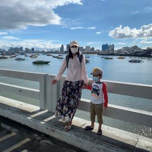 定休日はパタヤでのんびり♪なんと8年振り?! にラン島に行って来ました~(*´ω`*)♪