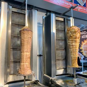 定休日はパタヤでのんびり♪真夜中の誘惑@Master Kebab