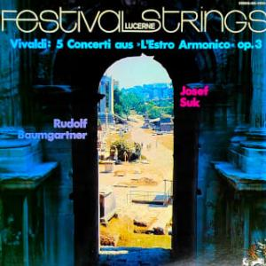 ◇クラシック音楽LP◇ヨセフ・スークのヴィヴァルディ:調和の幻想